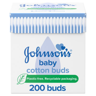 ASDA > Beauty Cosmetics > Johnson's Baby Cotton Buds