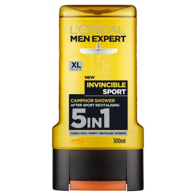 L'Oreal Men Expert Invincible Sport Shower Gel