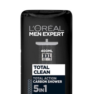 L'Oreal Men Expert Total Clean Shower Gel Large XL