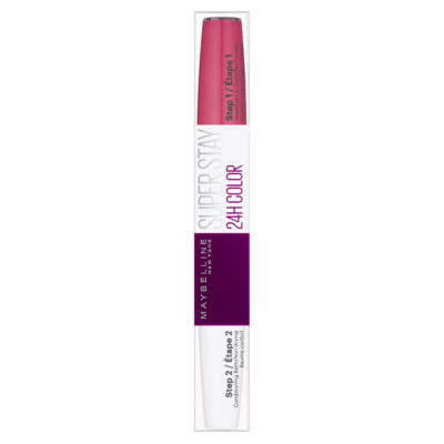 Maybelline Superstay 24 Hour Lip Colour 825 Brick Berry