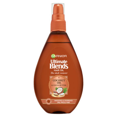 Garnier Ultimate Blends Coconut Hair Oil for Frizzy Hair