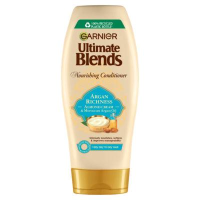 Garnier Ultimate Blends Argan Oil & Almond Cream Dry Hair Conditioner