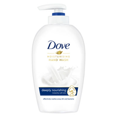 Dove Beauty Cream Liquid Wash Handwash