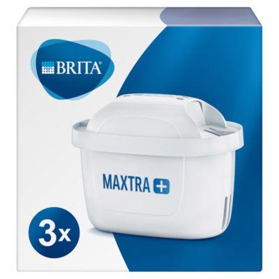 Brita MAXTRA + Water Filter Cartridges 3 Pack
