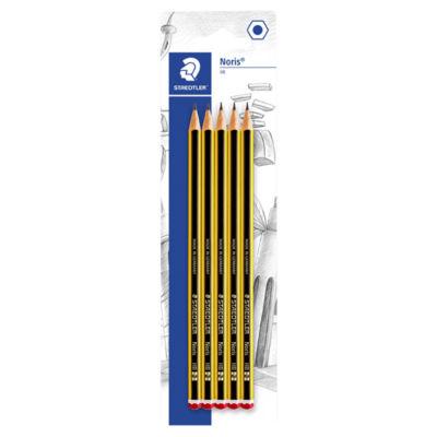 Staedtler Noris HB 5 Pencils