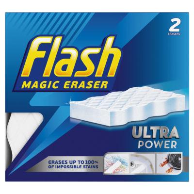 Flash Ultra Power Magic Eraser