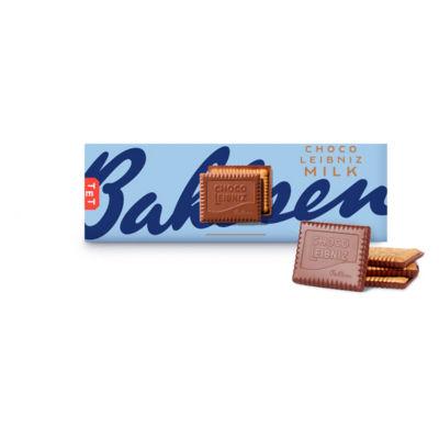 Bahlsen Choco Leibniz Milk Chocolate Biscuits