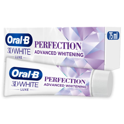 ASDA > Beauty Cosmetics > Oral-B 3D White Luxe Perfection Toothpaste