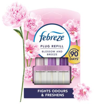 Febreze Ambi Pur 3Volution Air Freshener Blossom & Breeze Plug In - 1 Refill