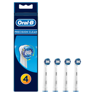 Oral-B Precision Clean Electric Toothbrush Replacement Heads