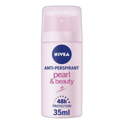 Nivea Anti-Perspirant Deodorant Spray Pearl & Beauty 48 Hours Deo