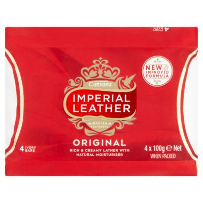 Imperial Leather Original Soap Bars