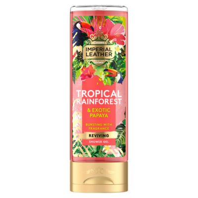 Imperial Leather Tropical Rainforest & Exotic Papaya Shower Gel