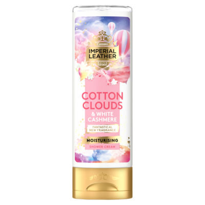 Imperial Leather Moisturising Cotton Clouds Shower Cream