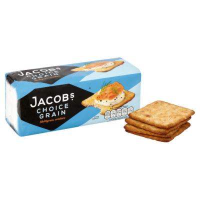 Jacob's Choice Grain Crackers
