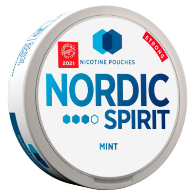 Nordic Spirit Mint 9mg