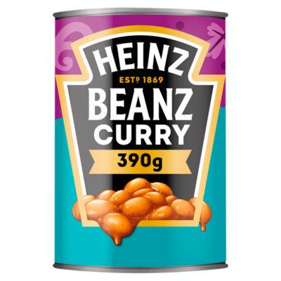 Heinz Beanz in Curry Sauce