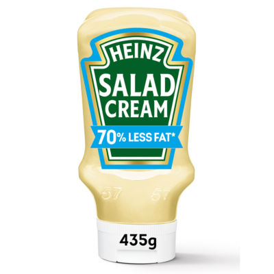 Heinz Salad Cream 70% Less Fat