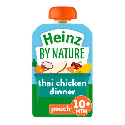 Heinz By Nature Thai Chicken Curry 10+ Months
