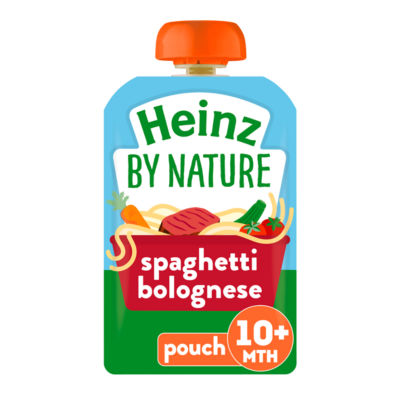 Heinz By Nature Spaghetti Bolognese 10+ Months