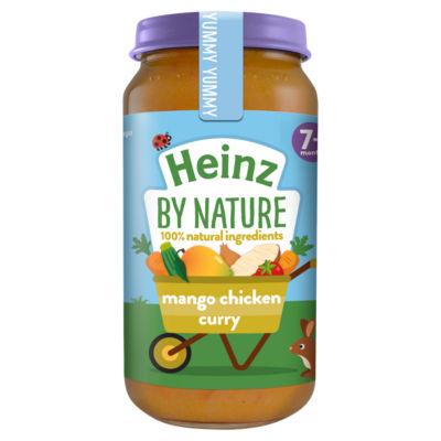 Heinz By Nature Mango Chicken Curry 7+ Months