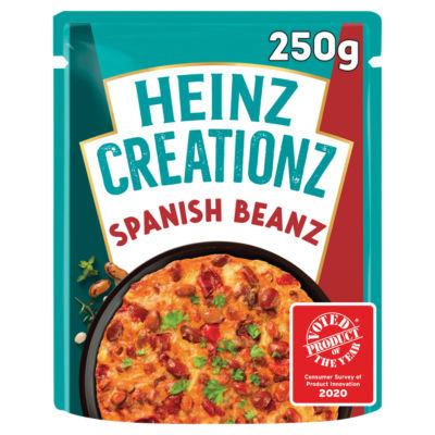 Heinz Creationz Spanish Beanz with Smokey Pepper & Onion