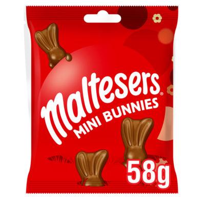 Maltesers Bunny Easter Chocolate Mini Bunnies Bag