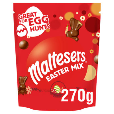 Maltesers Chocolate Easter Mix Sharing Pouch Bag