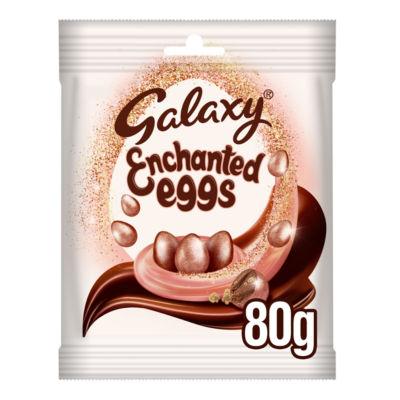 Galaxy Enchanted Eggs Easter Chocolate Bag