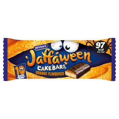 McVitie's Jaffa Cakes Cake Bars