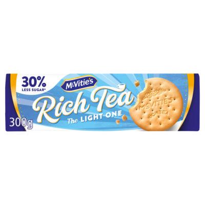 McVitie's Rich Tea Light Biscuits