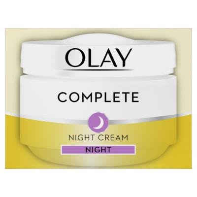 Olay Complete Care Normal/Dry Moisturiser Night Cream