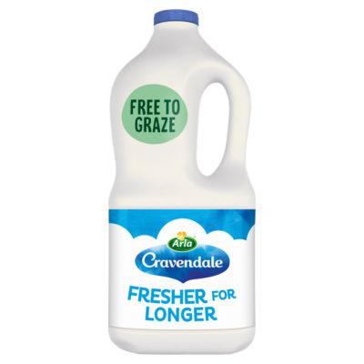 Cravendale Whole Milk
