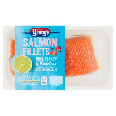 Young's Salmon Fillets