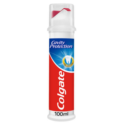 Colgate Cavity Protection Toothpaste Pump