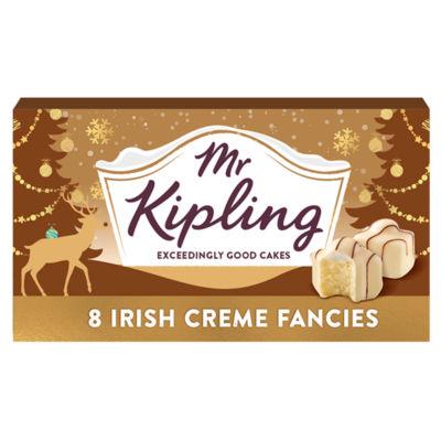 Mr Kipling Irish Creme Fancies