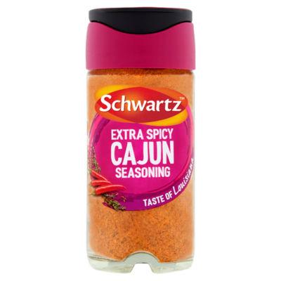 Schwartz Perfect Shake Extra Spicy Cajun Seasoning