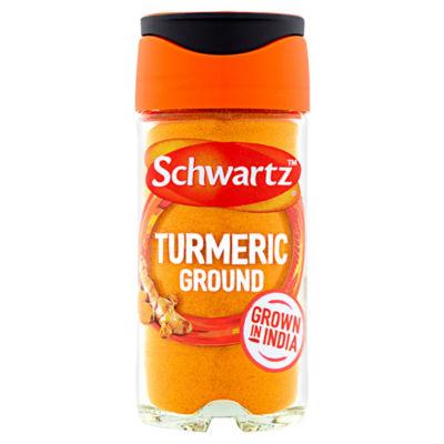 Schwartz Ground Turmeric