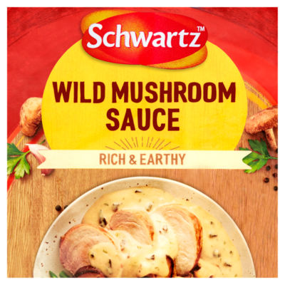 Schwartz Wild Mushroom Sauce