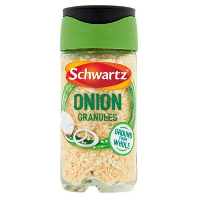 Schwartz Onion Granules