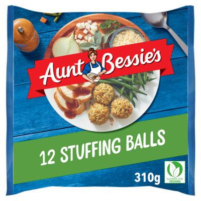 Aunt Bessie's 12 Sage & Onion Stuffing Balls