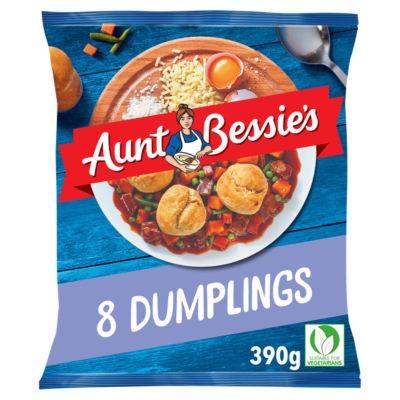 Aunt Bessie's 8 Hearty Dumplings