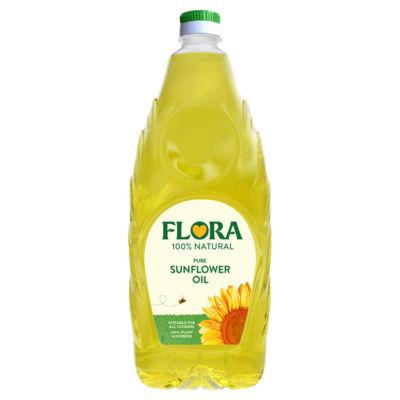 Flora Pure Sunflower Oil