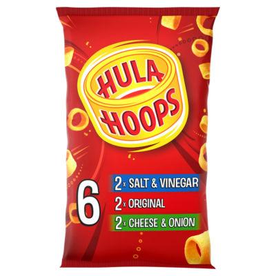 Hula Hoops Assorted Multipack Crisps