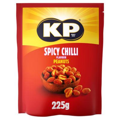 KP Peanuts Spicy Chilli Flavour