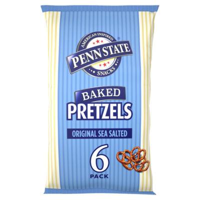 Penn State Original Sea Salted Multipack Baked Pretzels