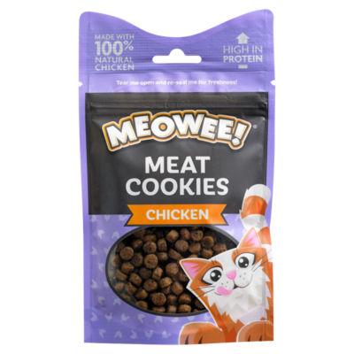 Meowee! Meat Cookies Chicken Cat Treats