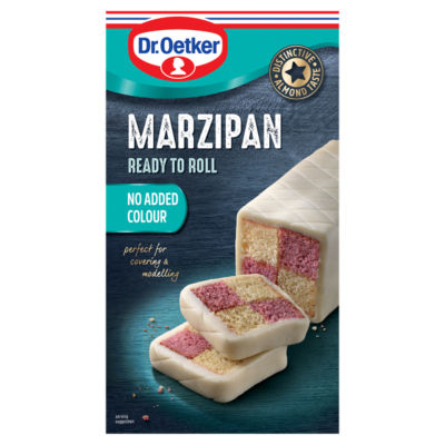 Dr. Oetker Ready to Roll Marzipan