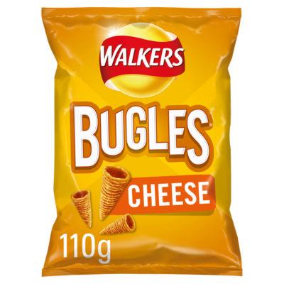 Walkers Bugles Cheese Sharing Snacks