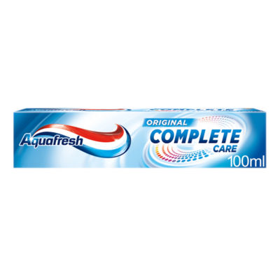Aquafresh Toothpaste Complete Care Original 100ml
